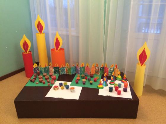 Mazo skolēnu pašu lietās sveces