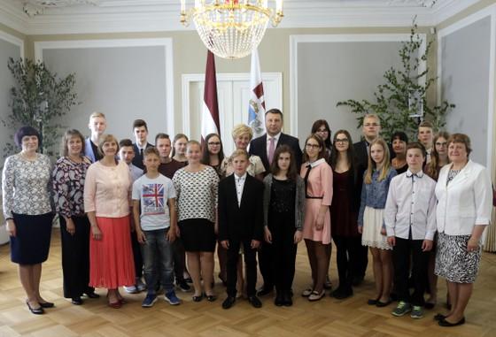 Fotogrāfijas autors: Valsts prezidenta kanceleja, Gatis Bergmanis